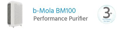 b-Mola BM100 Air Purifier Performance Purification
