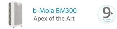 b-Mola BM300 Air Purifier The Apex of the Art